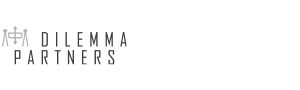Dilemma Partners logo proposition logo